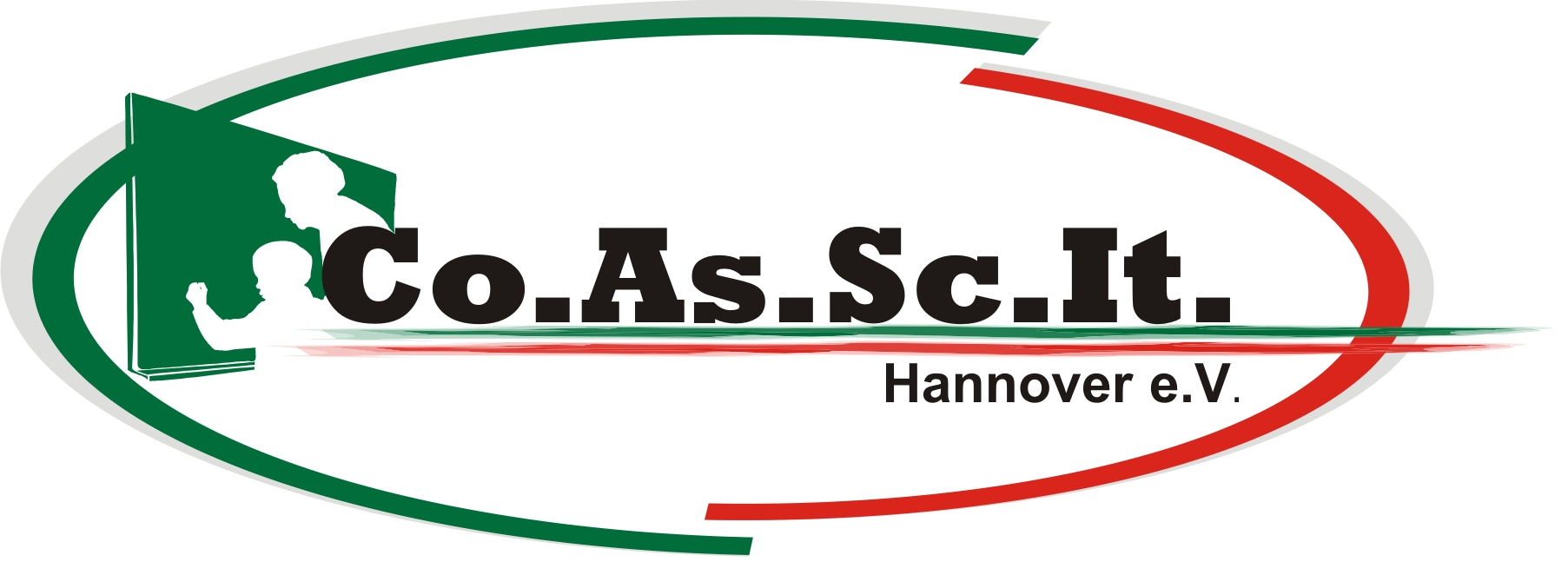 Co.As.Sc.It. Hannover e.V. logo